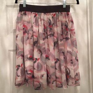 Floral Reiss Skirt